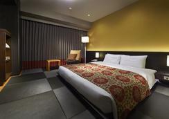 โรงแรม ซันรูท พลาซ่่า ชินจูกุ - โตเกียว - ห้องนอน
