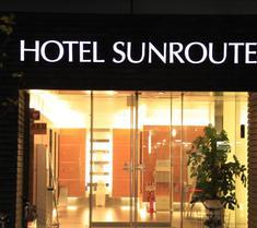 โรงแรมซันรูท ฮิงาชิ ชินจูกุ
