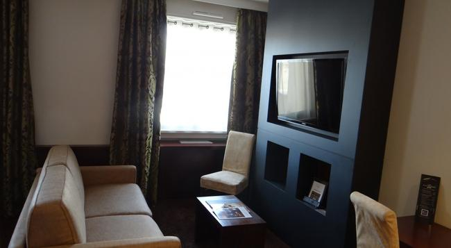 Hotel Roosevelt - Lyon - Bedroom