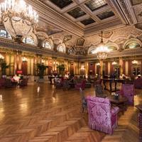 Grand Hotel Plaza Lobby Sitting Area