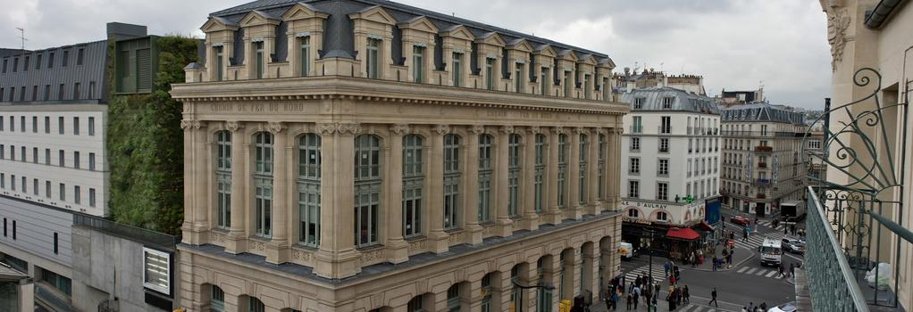 Hôtel Richmond - Paris - Building