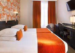 Hotel Victor Hugo Paris Kléber - ปารีส - ห้องนอน