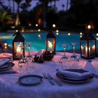 Dar Ayniwen Outdoor Dining