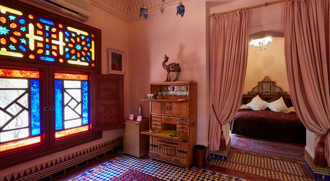 Dar Ayniwen - Marrakesh - Bedroom