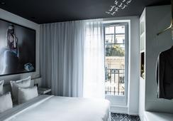 Le General Hotel - ปารีส - ห้องนอน