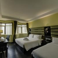 Arenaa Star Hotel Guestroom