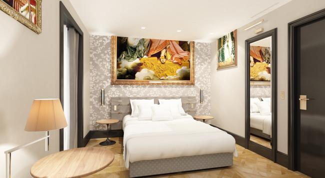 Eiffel Petit Louvre - Paris - Bedroom
