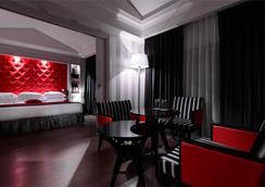 Hotel Le Mathurin - ปารีส - ห้องนอน