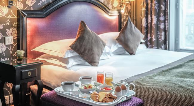 Le Royal Saint Germain - Paris - Bedroom