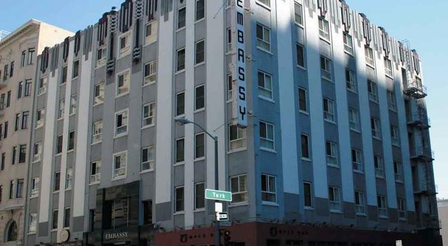 Embassy Hotel - San Francisco - Building