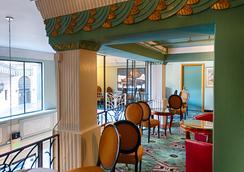 Embassy Hotel - ซานฟรานซิสโก - ร้านอาหาร