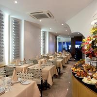 Orla Copacabana Hotel Restaurant