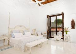 Casa Quero Hotel Boutique - คาร์ตาจีน่า - ห้องนอน