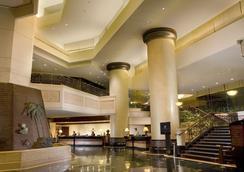 JW Marriott Hotel Surabaya - สุราบายา - ล็อบบี้
