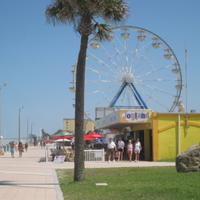 Daytona Ocean Walk Villas Ameusment Park