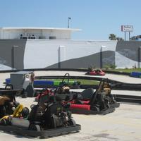 Daytona Ocean Walk Villas Go Karts