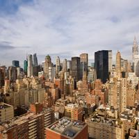 Dumont NYC-an Affinia hotel View from Skyline Suite