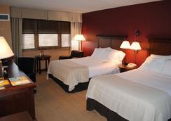 Adams Mark Hotel And Conference Center - แคนซัสซิตี้ - ห้องนอน