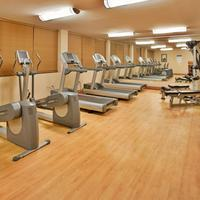 Adams Mark Hotel And Conference Center Health club