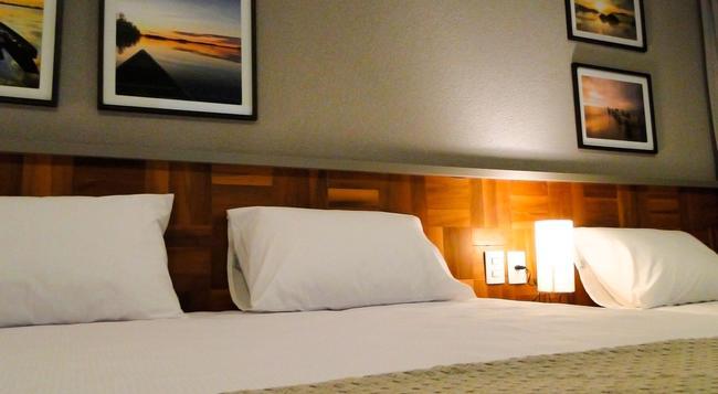 Amenit Hotel - Maceió - Bedroom