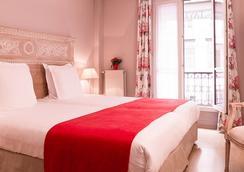 Hotel Taylor - ปารีส - ห้องนอน