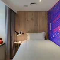 Grassmarket Hotel Guestroom