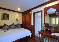 La Tradition d'Angkor Boutique Resort - เสียมเรียบ - ห้องนอน