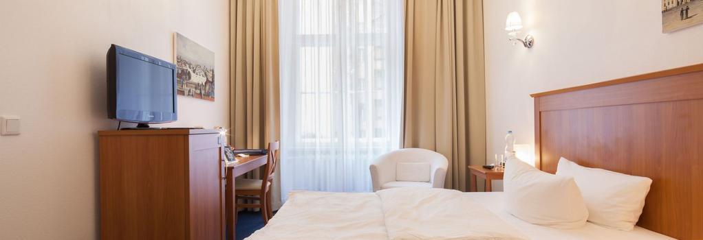 Hotel Brandies Berlin - Berlin - Bedroom