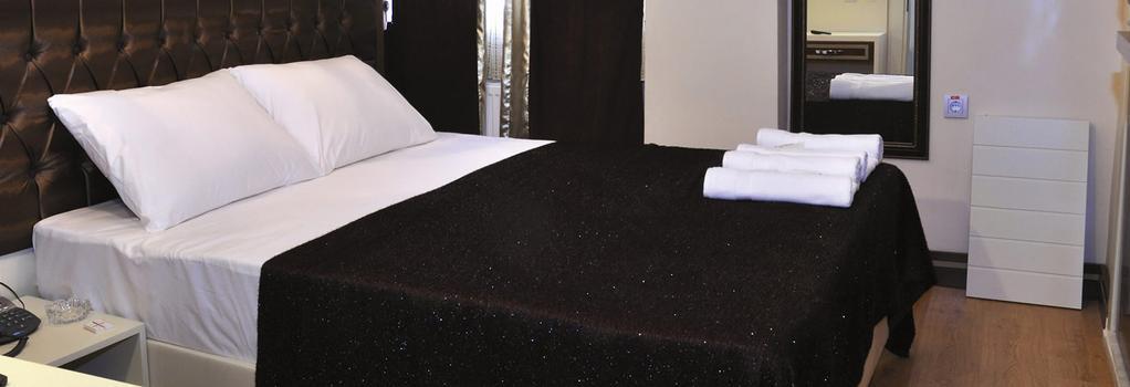 Gloria Tibi Hotel - Samsun - Bedroom