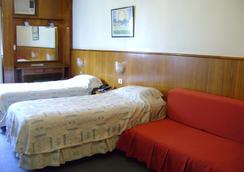 Hotel Alpino - บัวโนสไอเรส - ห้องนอน