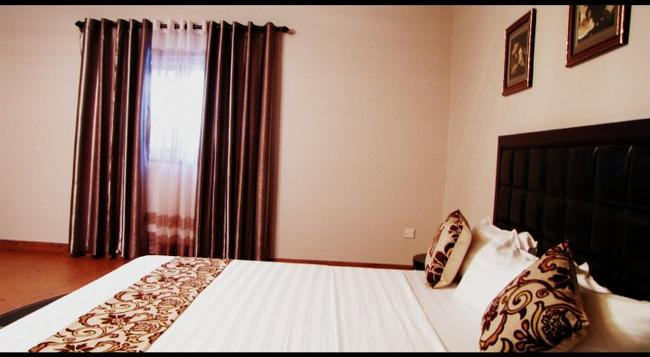 Luxe Suites Hotel - Accra - Bedroom