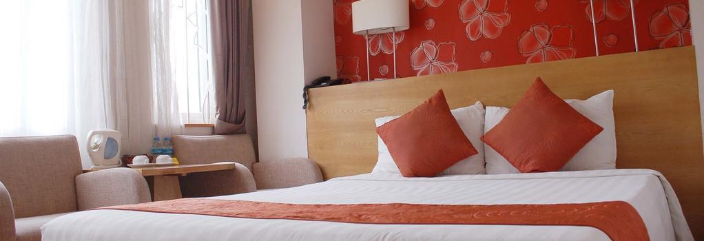 Hanoi A1 Hotel - Hanoi - Bedroom