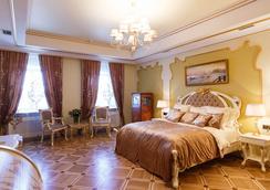 Trezzini Palace Hotel - เซนต์ปีเตอร์สเบิร์ก - ห้องนอน