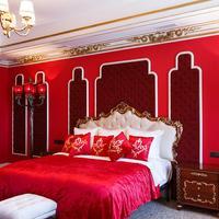 Trezzini Palace Hotel Guestroom