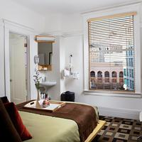 The Mosser Guest room