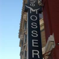 The Mosser Exterior detail