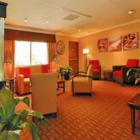 Comfort Inn Gaslamp Convention Center Lobby