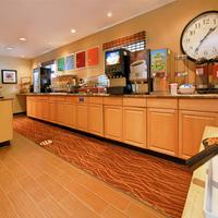 Comfort Inn Gaslamp Convention Center Breakfast Area