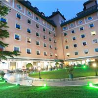 The Green Park Hotel Merter Exterior