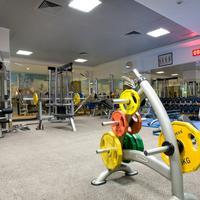 The Green Park Hotel Merter Fitness and Wellness