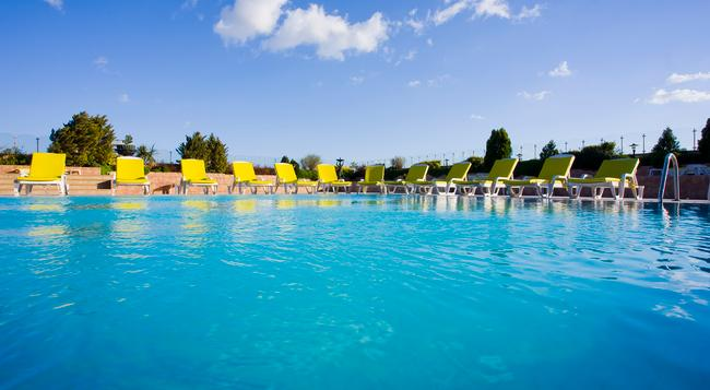 The Green Park Hotel Bostanci - Istanbul - Pool