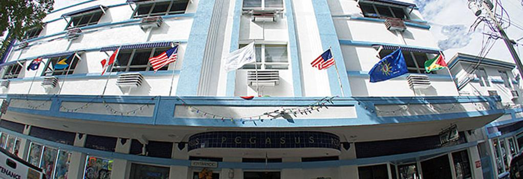 Pegasus International Hotel - Key West - Building