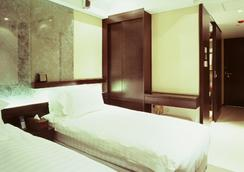 Mingle Place On The Wing - ฮ่องกง - ห้องนอน