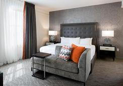 Colcord Hotel - โอคลาโฮมาซิตี - ห้องนอน