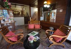 Hotel Austral - แซ็ง-เดอนี - ล็อบบี้