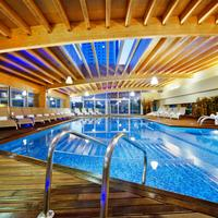 Corinthia Hotel Lisbon Indoor Pool