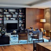 Istanbul Marriott Hotel Sisli Bar/Lounge