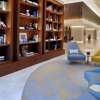 Istanbul Marriott Hotel Sisli Lobby