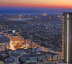 Istanbul Marriott Hotel Sisli