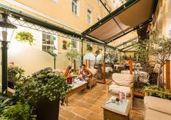 Hotel Stefanie - เวียนนา - ร้านอาหาร